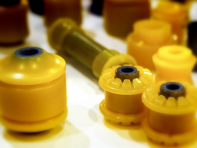 Polyurethane cast elastomers